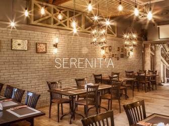 Дизайн кафе CaffeTi