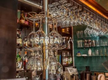 дизайн кафе баров