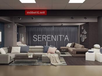 дизайн мебельного шоурума