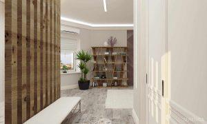 дизайн квартиры холл